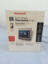 Honeywell WiFi Touch Screen 7-Day Programmable Smart Thermostat RTH9580WF