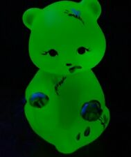 Collector's Showcase Exclusive Topaz Mini Bear with Honey