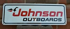 Johnson Sea Horse Outboards sign marina boat motor logo