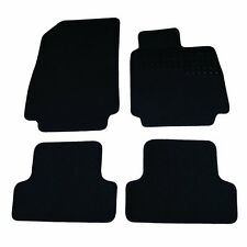 Renault Clio Mk 2 Tailored Car Mats (06 - 09) - Black
