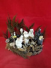 """*Taxidermy mice/mouse """"The Conjuring"""" display--Spooky, Creepy, Witch-witchcraft"""