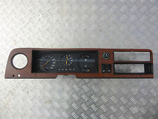 Ford Cortina Mk5 Taunus Mk 5 - Instrument cluster and panel surround