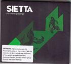 Sietta - The Seventh Passenger - CD (Elefant Traks ACE061)