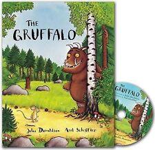 The Gruffalo (+CD), Julia Donaldson()Axel Scheffler(), New Condition