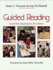 Guided Reading: Good First Teaching for All Children by Pinnell, Gay Su, Fountas