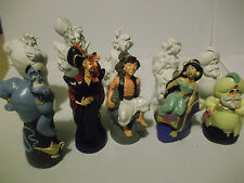 Disney Aladdin peinture vos propres chiffres jasmine genie jafar etc