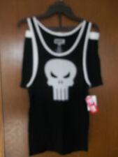 Marvel the Punisher Sleeping Tank and shorts  NWT Large