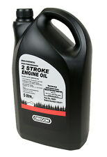 BRAND NEW | 5 LITRE | OREGON 2 STROKE OIL | SUPERIOR QUALITY | P/N: 90891