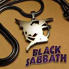 Black Sabbath Flying Devil Fallen Angel Henry Necklace Pendant