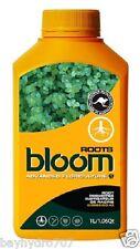 1 Liter Bloom ROOTS Advanced Floriculture Yellow Bottle Nutrients Fertilizer