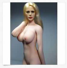 NEW phicen 1/6 white color chest Sexy Beauty Doll in stock