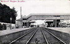 Chipping Norton Junction in Eaton's Series by Trading Photo Co. Railway Station.