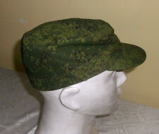 Russian army DIGITAL CAP VDV TSIFRA CAMO AIRBORNE PARATROOPS field hat 55 size