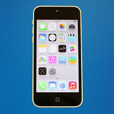 Fair - Apple iPhone 5c 16GB White (AT&T) Touchscreen Smartphone - Free Shipping