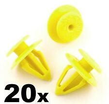 20x Audi Trim Clips, for Seat Back Cover & Rear Spoilers, TT, A1, A3, A6, A8, Q5