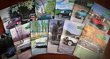 1990s Generator & Distributor Vintage Chevrolet Club of America 94 Magazines