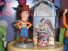 Disney Pixar Toy Story 3 Woody doll and Bday Gift Bag Lot fits Dollhouse Dolls