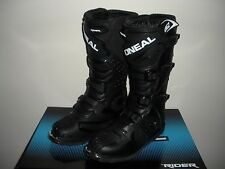 ONeal Rider Motocross Boots Adult Size 8 ATV Dirt Bike Off Road Moto boot