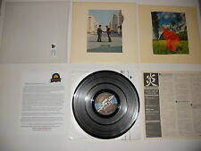 Pink Floyd Wish You Were Here 1975 ANALOG Japan Audiophile 1st Ultrasonic CLEAN