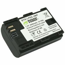 Wasabi Power Battery for Canon LP-E6, LP-E6N and Canon EOS 5D Mark II, 1 Battery