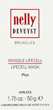 Nelly De Vuyst Lifecell Plus Mask 1.75oz(50g) Fresh New