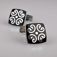 Black Magic Eye Mens Designer Fashion Cufflinks Cuff Links Business B2B Fashion