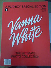 Playboy special edition Vanna White: the Ultimate Photo Collection VERY FINE