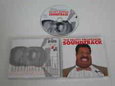 THE NUTTY PROFESSOR/SOUNDTRACK/VARIOUS ARTISTS(DEF JAM 531 911-2) CD ALBUM