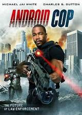 DVD: Android Cop, . Good Cond.: