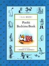 Pooh's Bedtime Book Winnie-the-Pooh