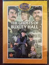 The Ghosts of Buxley Hall - Wonderful World of Disney DVD Victor French NEW