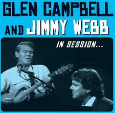 Jimmy Webb, Glen Campbell & Jimmy Webb - In Session [New CD] With DVD
