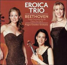Eroica Trio: Beethoven (CD, Feb-2004, Angel Records) - NEW, SEALED