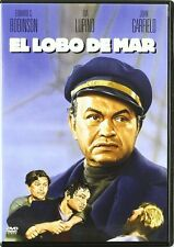 The Sea Wolf (1941) * Edward G Robinson * Region 2 (UK) DVD * New