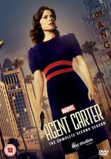 Marvel's Agent Carter - Season 2 [DVD], 8717418493837, Hayley Atwell, James D'A.