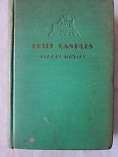 Old Book Brief Candles by Aldous Huxley 1930 GC