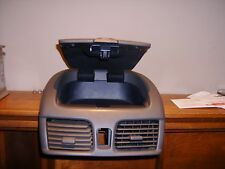 2000-2006 Nissan Sentra dash storage cubby Ban and Ac Vents Gray