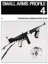 Small Arms Profile 04 - Thompson Submachine Gun - Luger - DVD