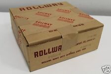 Vintage 1957 New Rollyway Cylindrical Roller Bearing E-5226-B A-5226-TS +Free SH
