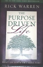 The Purpose Driven Life: What on Earth Am I Here For? by Rick Warren (2002,...