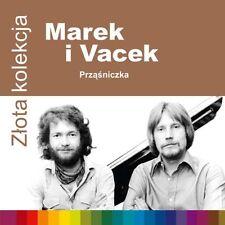 CD MAREK i VACEK Prząśniczka Złota kolekcja Wacek