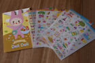 8 sheet rabbit notebook album diary Planner Scrapbooking Decoration stickers