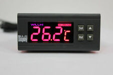 C/F 12V Digital led Temperature Controller Temp Sensor Thermostat car Aquarium