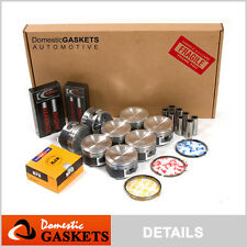 97-99 Ford E150 F150 F250 Expedition 4.6L Full Gasket Pistons&Bearings&Rings Set