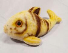 VINTAGE 1960's STEIFF FLOSSY THE FISH MOHAIR PLUSH TOY, NO ID