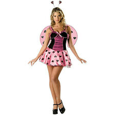 Luscious Love Bug Adult Sexy Valentines Day Womens Costume Size Medium