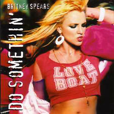 ★☆★ CD Single Britney SPEARS Do somethin' 2-track CARD SLEEVE  ★☆★