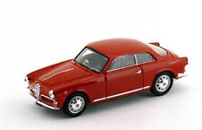 Alfa Romeo Giulietta Sprint Stradale 1954 Red 1:43 Model BANG