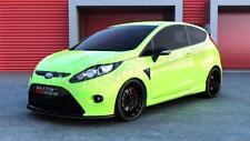 Splitter ANTERIORE (gloss black) per Ford Fiesta mk7 (RS Look Paraurti) (2008-2013)