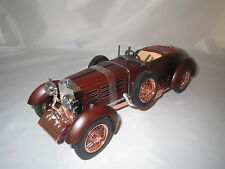 Hispano-Suiza  H6C  Tulipwood Speedster (Holz)  Lim.488/1022  1:18 OVP TRL Model